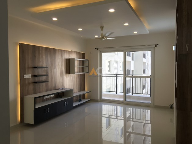 3 Bedroom apartment for rent in Adarsh Palm Retreat Bouganvilla ...